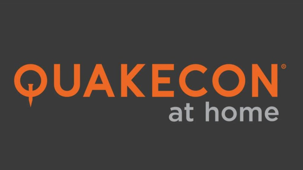 QuakeCon at Home already has confirmed dates: everything online, surprises and more