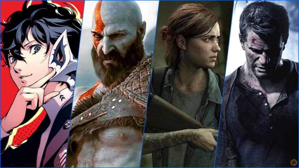 PS4: their 10 exclusive games with the best Metacritic rating of the generation