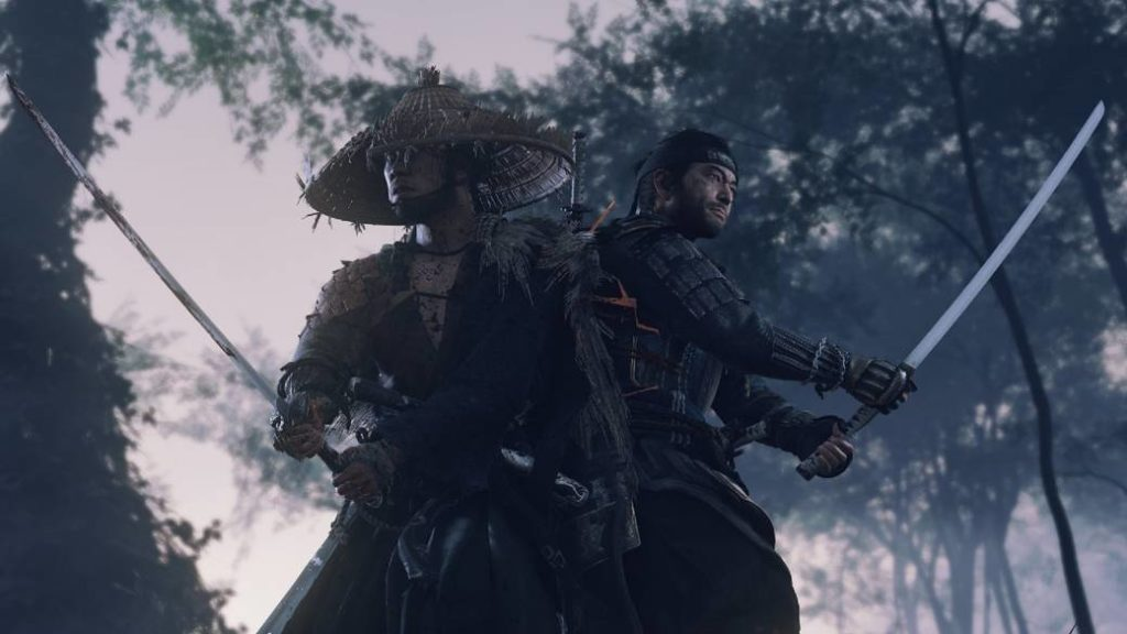 Ghost of Tsushima scores top marks in Famitsu