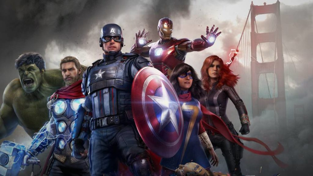 Marvel's Avengers: beta confirmed for August; first on PS4