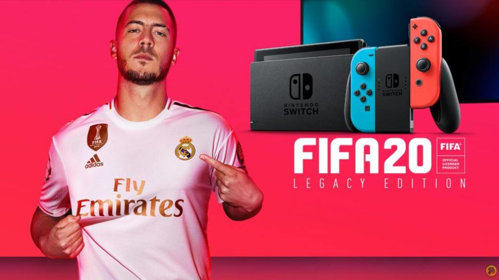 Nintendo Switch offers: FIFA 20 with a 70% discount in the eShop