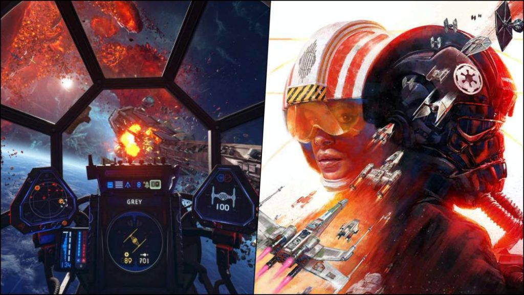 Star Wars: Squadrons confirms its 8 types of launch ships