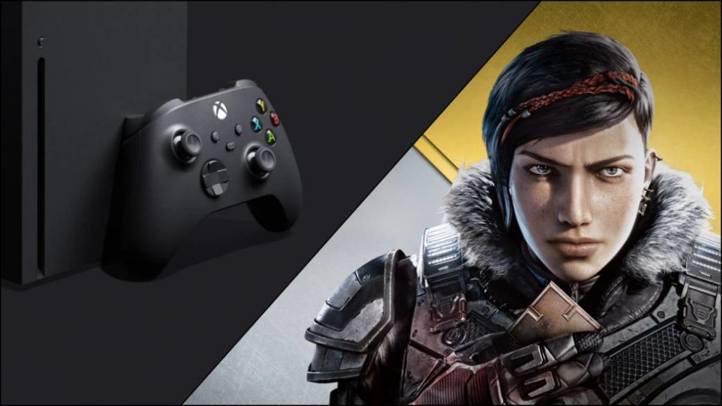 Gears 5 improvements on Xbox Series X: particles, shadows, 120 FPS target …