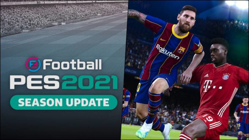 PES 2021 | All confirmed licenses (leagues, clubs and sponsorships)