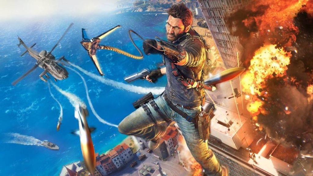 The Just Cause film already has a director along with the writer of John Wick