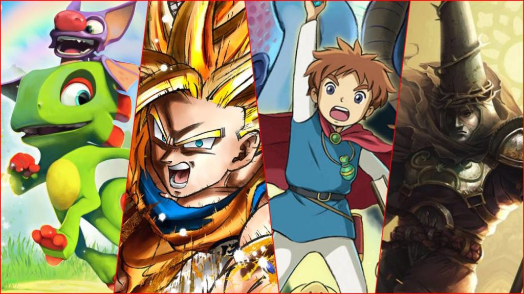 Nintendo Switch deals: Dragon Ball FighterZ, Blasphemous and more at half price