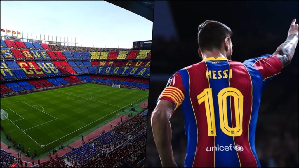 PES 2021 | Complete list of confirmed stadiums; will be the Camp Nou