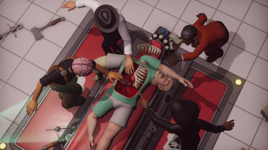 The crazy Surgeon Simulator 2 already has a release date on PC