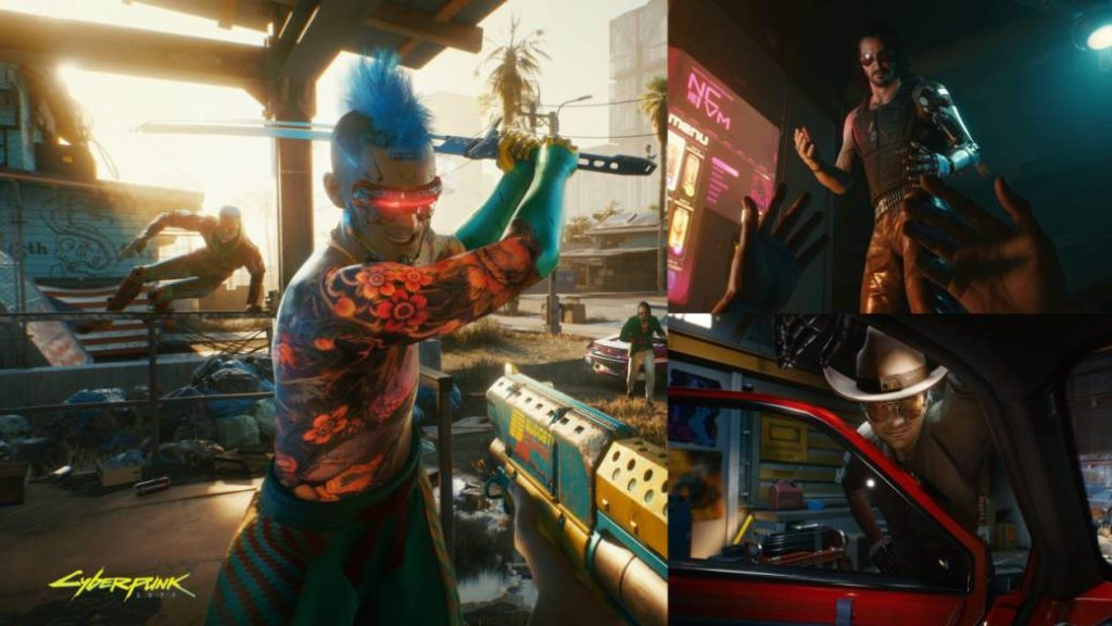 Cyberpunk 2077 will offer options to not kill anyone