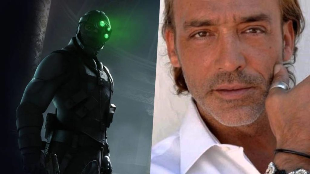 Splinter Cell: the actor of Sam Fisher in Italy ensures that a new installment is underway