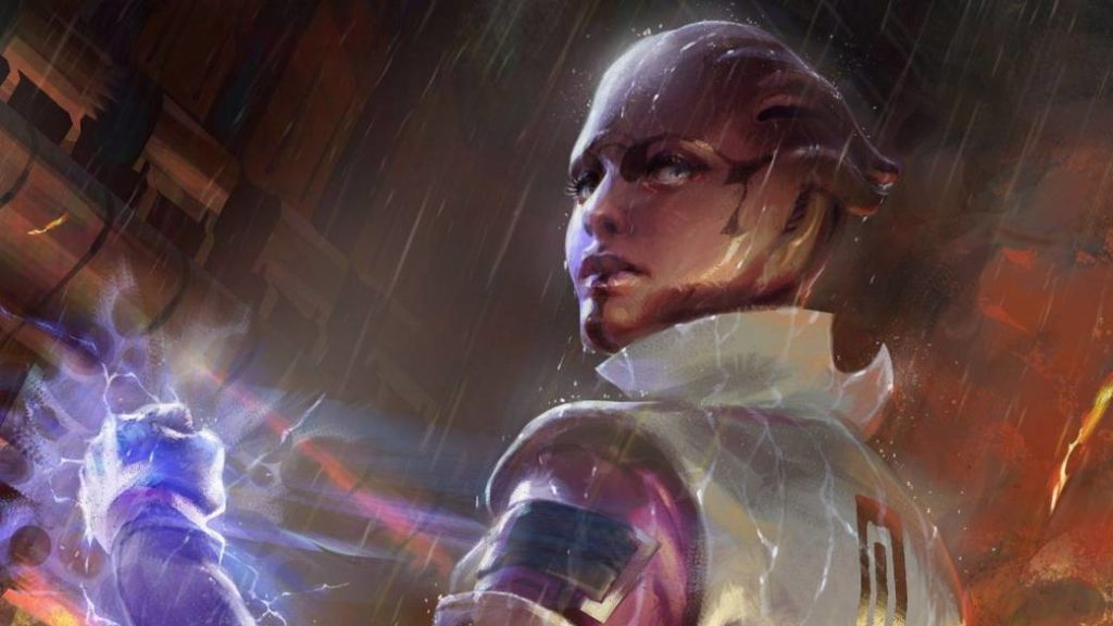 Mass Effect Trilogy to Feature Expanded Art Book