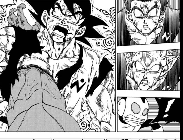 Dragon Ball Super: the new chapter recovers violence without palliation; Now available