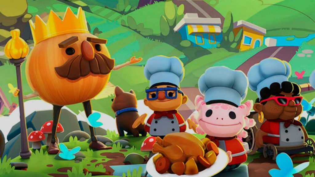 Overcooked! All You Can Eat: Definitive Compilation for PS5 and Xbox Series X