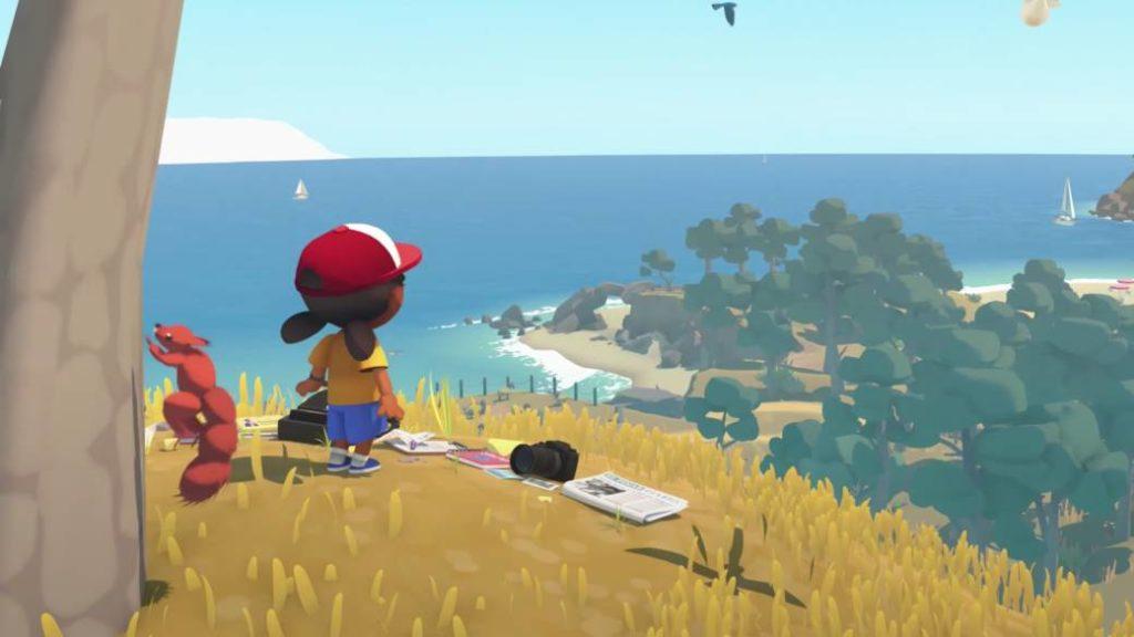 Alba: A Wildlife Adventure, travel to Mediterranean Spain with Ustwo Games