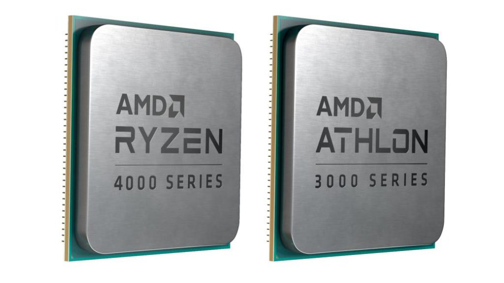 Ryzen 4000 G Series, AMD's new integrated graphics processors