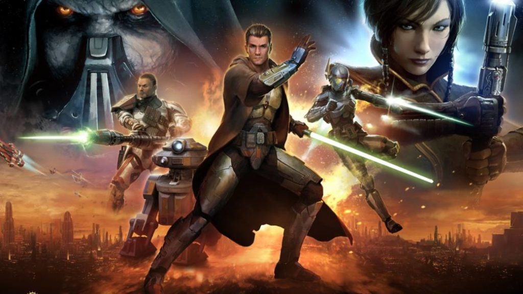 Star Wars: The Old Republic comes free on Steam; Download the EA MMORPG now