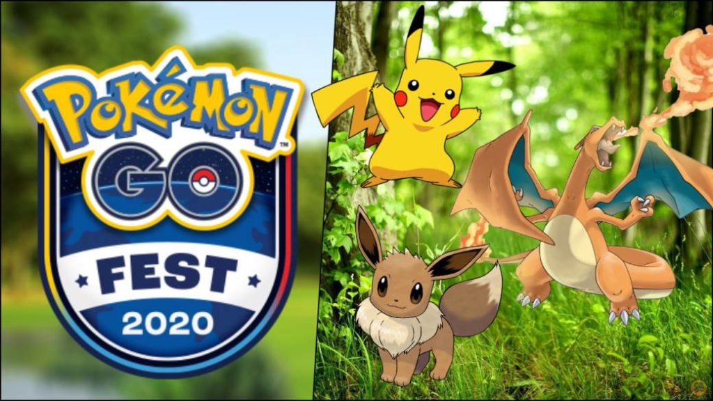 Pokémon GO Fest 2020: date, time and activities for the live broadcast