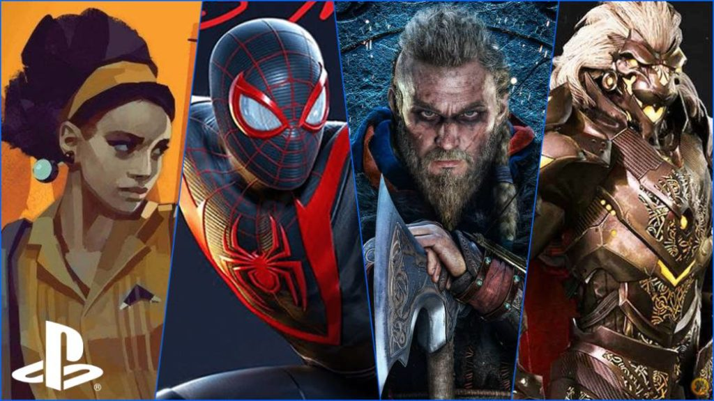 PS5 | All games coming to PlayStation 5 in 2020