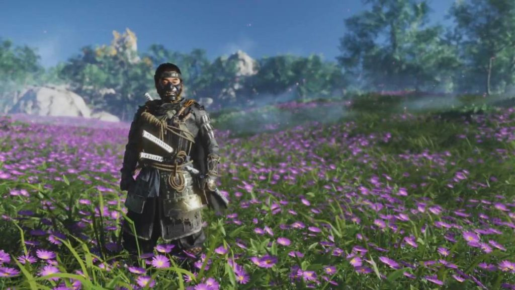 Ghost of Tsushima gathers the opinion of the critics in his new trailer