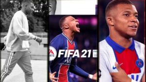 FIFA 21 portada ediciones champions, estándar, ultimate PC PS4 Xbox One Nintendo Switch
