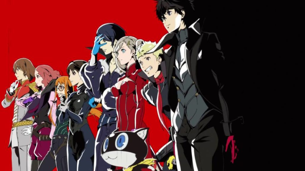 The Persona saga reveals its total sales to date