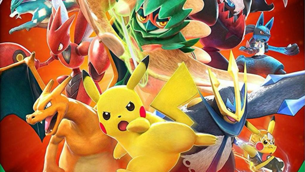 Pokkén Tournament DX is free to play for a limited time; dates and conditions