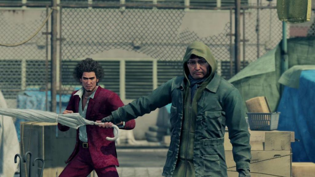 Yakuza: Like a Dragon | Minimum and recommended requirements on PC