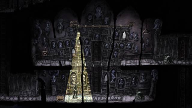 Analysis: Creaks. Amanita Design's excellent puzzle game