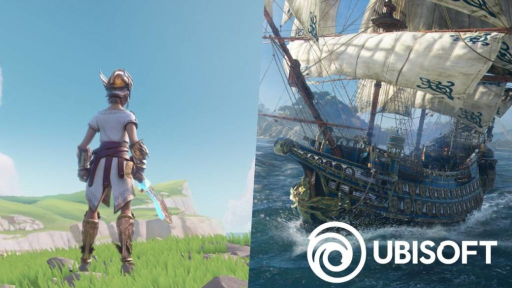 The development of Gods and Monsters and Skull and Bones is going well, says Ubisoft