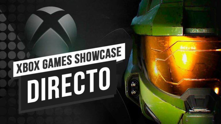 Evento Xbox Games Showcase en vivo y en directo