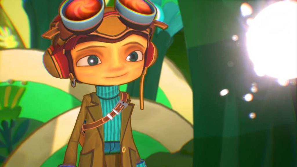 Psychonauts 2 returns with Jack Black song: new gameplay on Xbox Series X