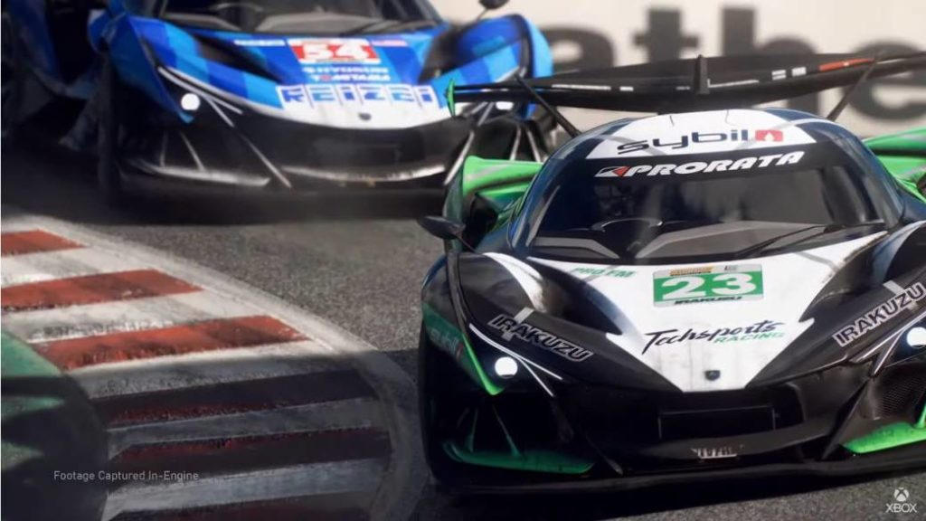 New Forza Motorsport roars on the tarmac; first trailer on Xbox Series X
