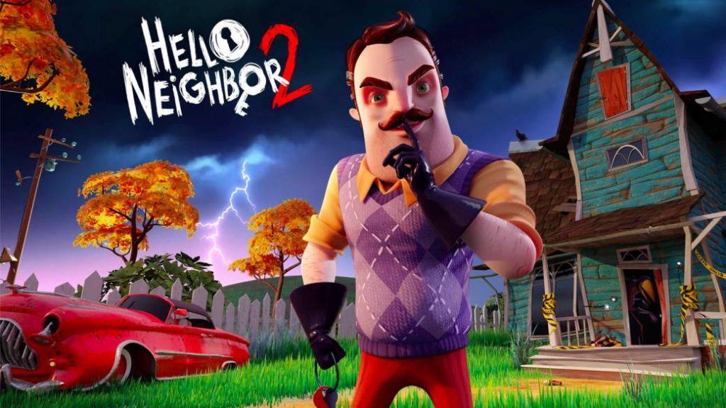 Hello Neighbor 2 is now official; we hide again in the neighbors' house