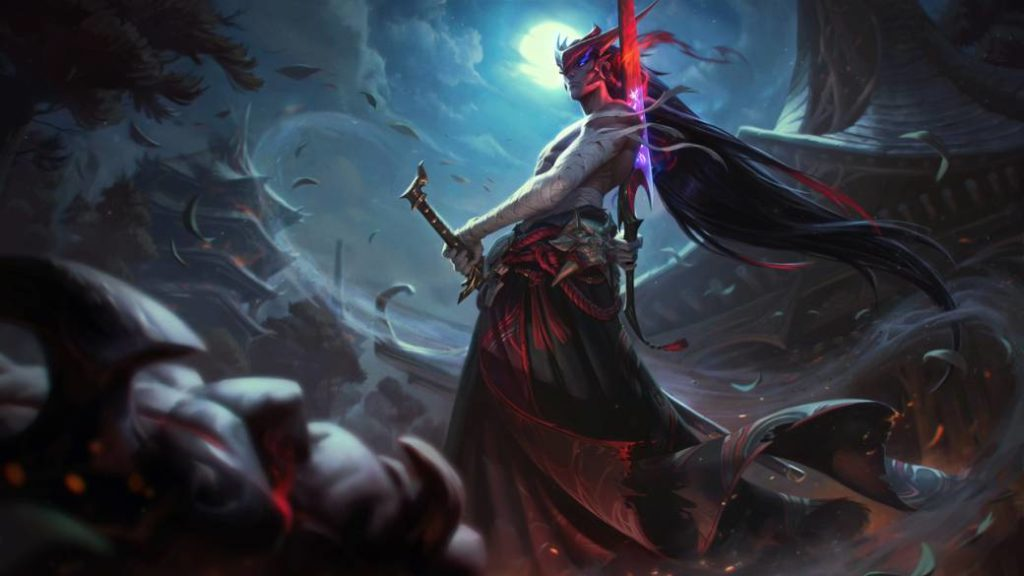 League of Legends presents Yone, Yasuo's brother, with a new cinematic