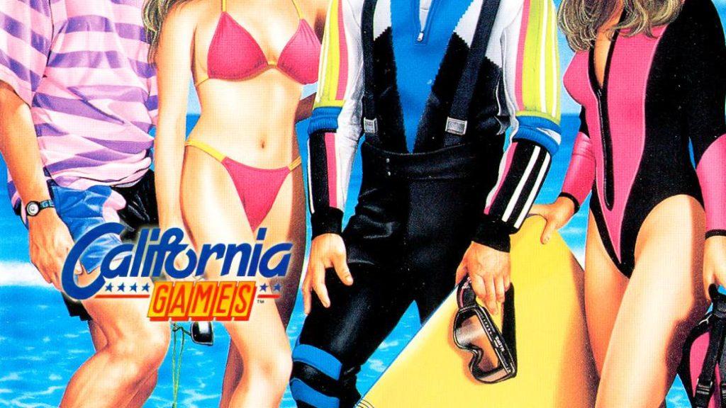 California Games, Commodore 64 review