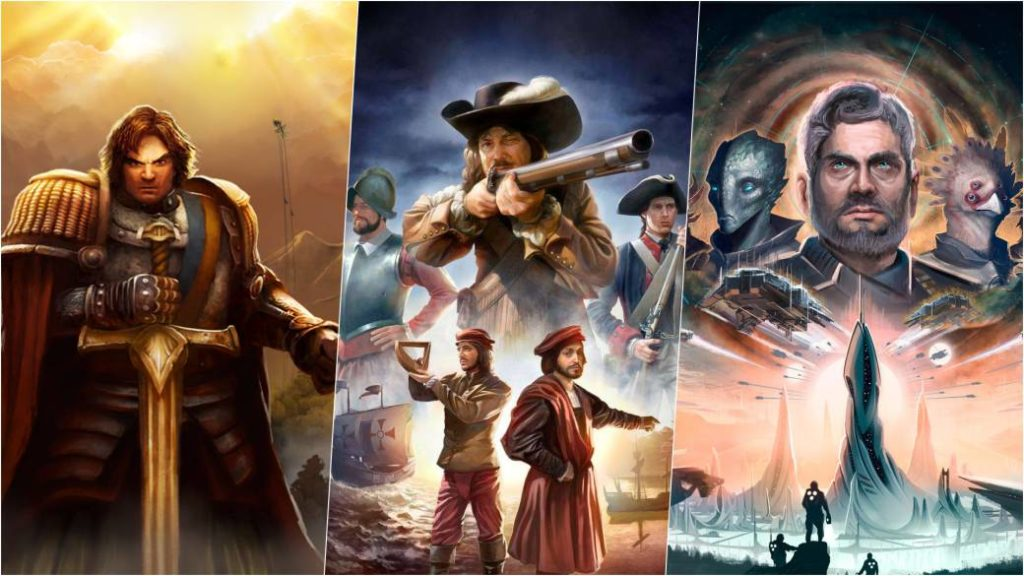 Get Age of Wonders III, Europa Universalis IV and more for less than € 6 at Humble Bundle