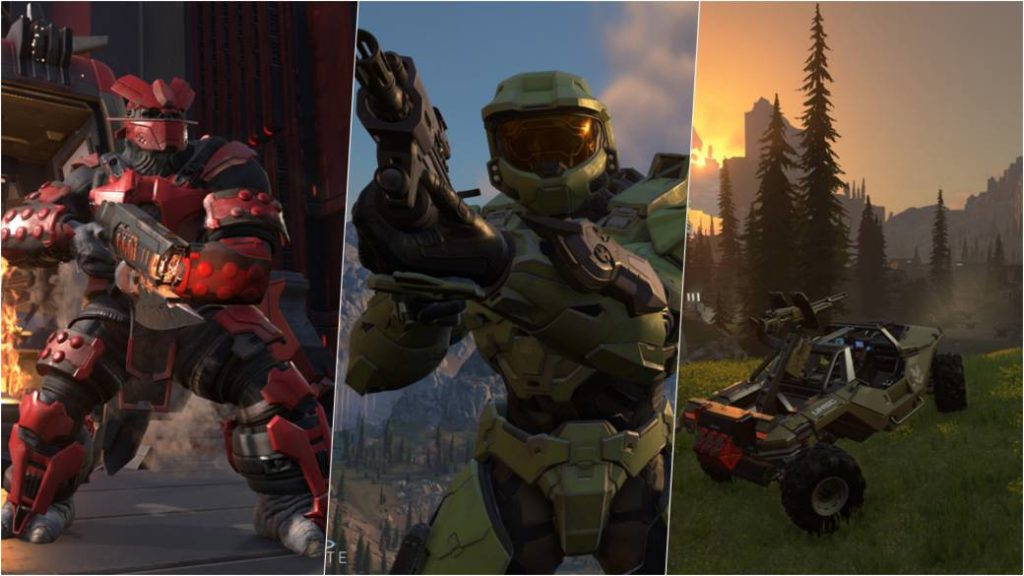 Halo Infinite gameplay in detail: changes, news and what to expect