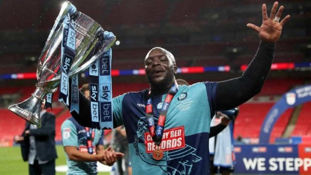 FIFA 20 honors Wycombe Wanderers hero: Akinfenwa receives special letter in FUT