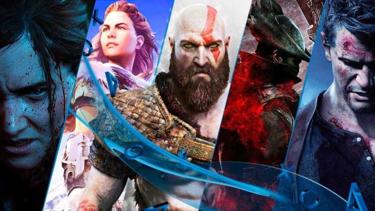 Mejores exclusivos PS4, mejores juegos PS4, top ps4, top juegos ps4