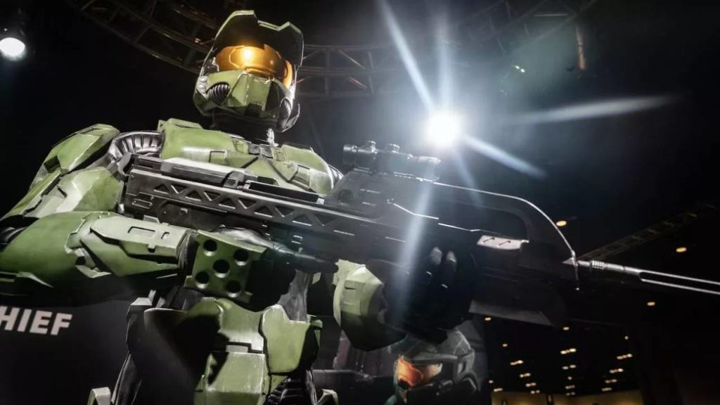 Halo Infinite: 343 Industries responds to criticism for its graphics
