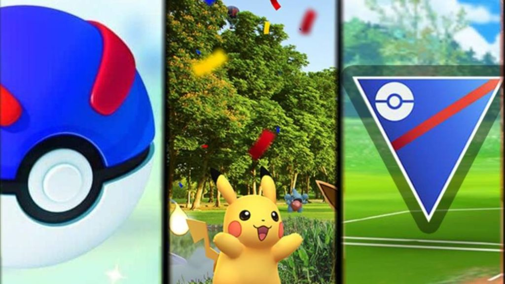 Super Ball League in Pokémon GO: prizes and schedule