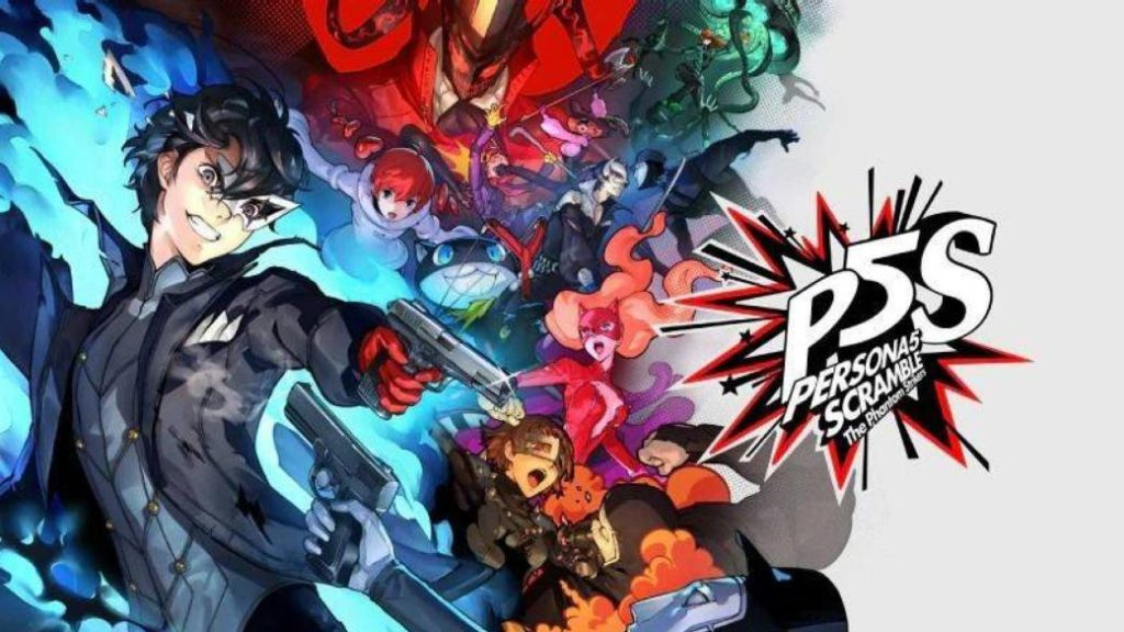 Persona 5 Scramble: The Phantom Strikers will be released in the West