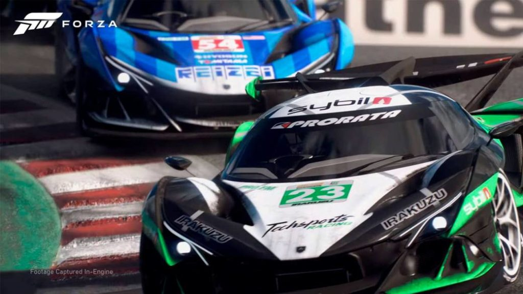 """Xbox Series X: Forza Motorsport is in an """"early stage of development"""""""