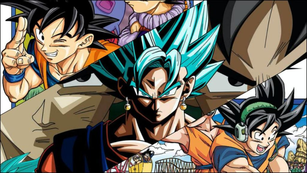 Dragon Ball Super Manga Online