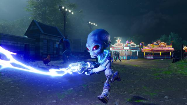 Destroy All Humans !, analysis