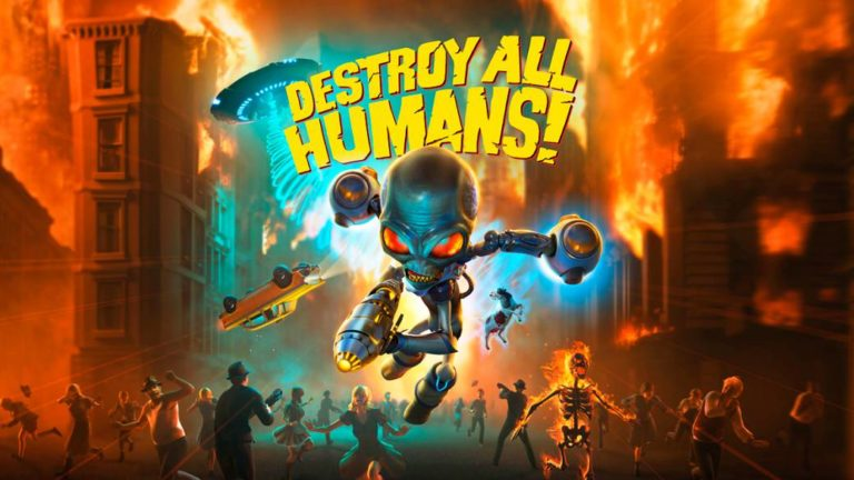 Destroy All Humans! We come for your brains