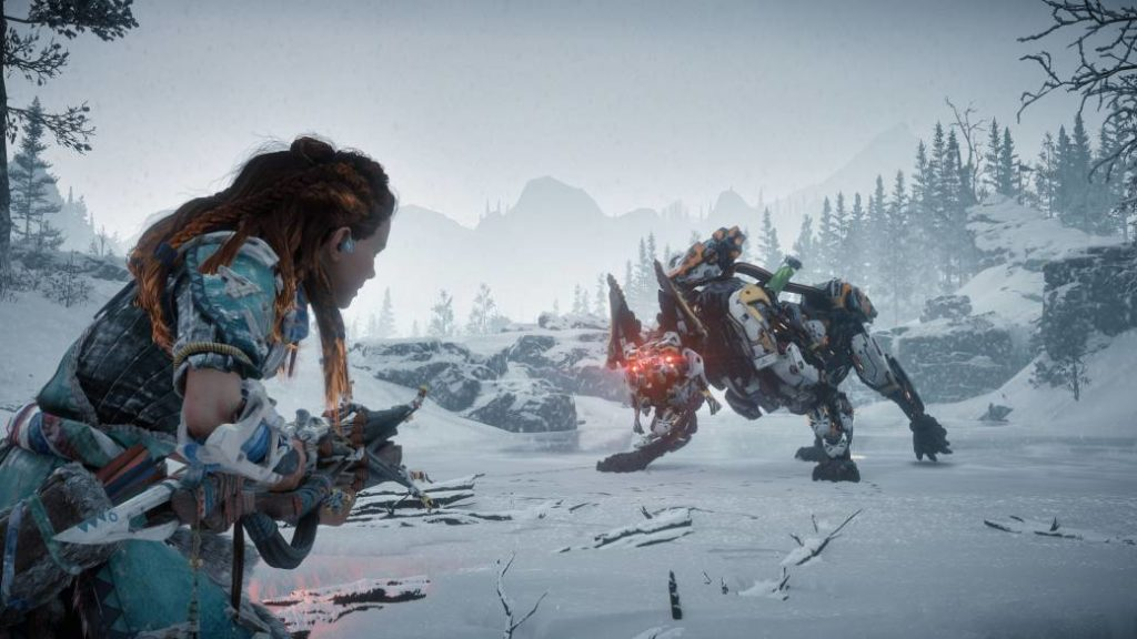 Horizon Zero Dawn confirms its minimum and recommended requirements on PC