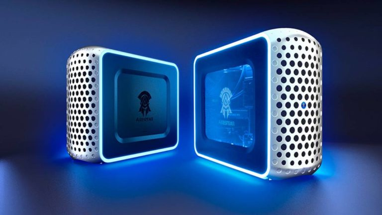 Konami enters the world of PC gaming with its three Arespear models