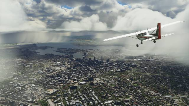 Microsoft Flight Simulator preview impressions we have already played it pc xbox game pass
