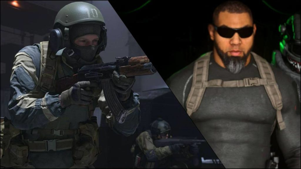 Call of Duty: Modern Warfare and Warzone Season 5: this is the Shadow Company faction